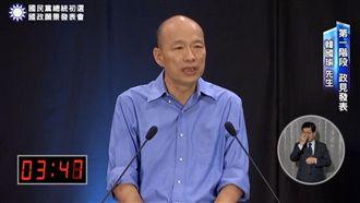 韓重申不離開 他:應該在太平島上班