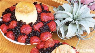 當季水果愛玉破盤賣 消暑聖品高人氣
