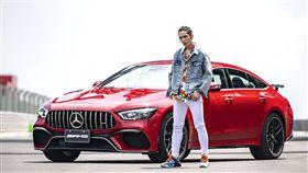▲蕭敬騰與AMG GT 63 S 4MATIC+的聲浪之戰。(圖/Mercedes-Benz提供)