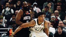 NBA/無緣MVP…火箭替哈登抱屈 NBA,休士頓火箭,James Harden,MVP 翻攝自推特