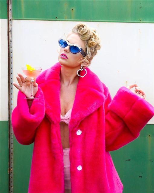 小天后泰勒絲在社群平台IG上擁1.18億的粉絲。(圖/翻攝自泰勒絲IG)