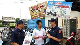 金門電動自行車增多  警方加強安全宣
