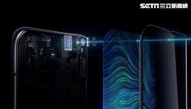 OPPO,透視全螢幕,無網路通訊技術,全螢幕,手機