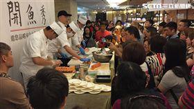 壽司,京站時尚廣場,美食街,海壽司,京站百貨,開魚秀,白甘