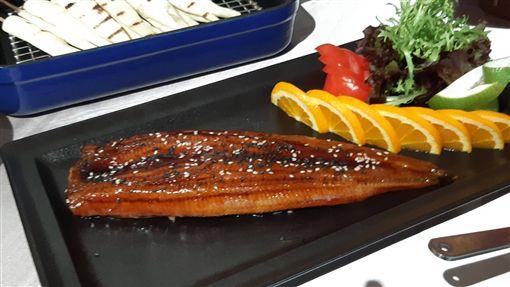 夏日燒烤商機台北國泰萬怡酒店霸氣推戰斧牛(圖/記者唐家興攝影)