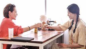 《我們是真正的朋友》信/大S/小S/范曉萱/阿雅。
