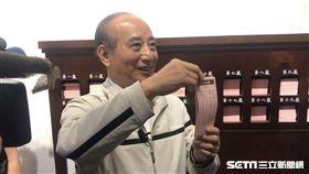 王金平 金庸展 記者林恩如攝影