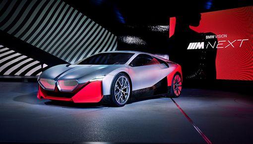 ▲BMW Vision M Next Concept概念超跑。(圖/翻攝網站)