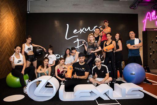 ▲LEXUS DAY精品健身。(圖/LEXUS提供) ID-1990870