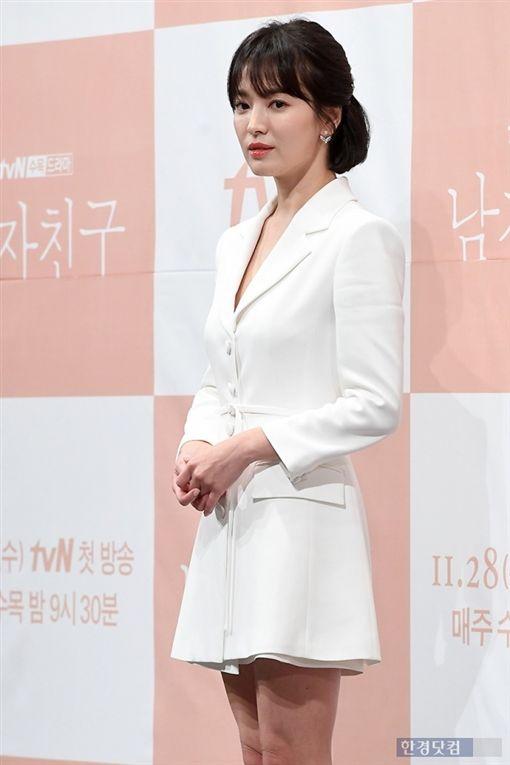 宋仲基宋慧喬/hankyung