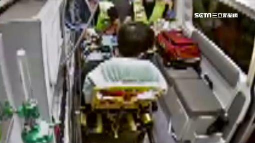 賓士惡煞10打2 兄弟莫名遭斷腳破腎