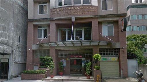 台北,大安,新生南路派出所,林胡坤。翻攝自Google map