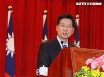 國防部長嚴德發布達108年下半年陸海空軍將官晉任暨授階。(記者邱榮吉/攝影)