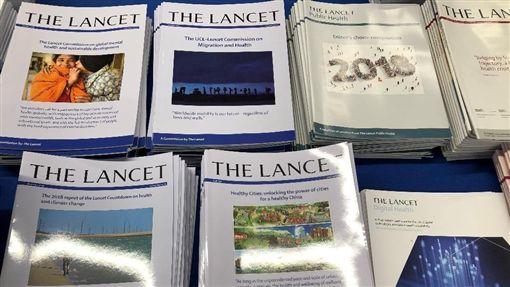 (認同台灣是中國一省 刺胳針臉書被憤怒留言灌爆)知名醫學期刊「刺胳針」(Lancet)回應日前一篇中國研究,認同台灣是中國的一省,臉書遭到憤怒留言灌爆,網友紛紛表示簡直不敢相信眼前所見,大罵「太無恥」(Shame on you)。圖/The Lancet Facebook