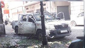 北非,突尼西亞,炸彈,攻擊,屍塊  推特