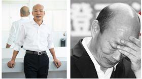 ▲高雄市長韓國瑜(組合圖,翻攝臉書)