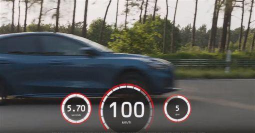▲Ford Focus ST直線加速測試(圖/翻攝網路)