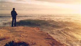 海洋弧菌,受傷,感染,海邊(圖/取自Pixabay)