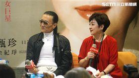謝賢主動與甄珍告白:「我永遠愛甄珍。」(圖/記者蕭翰弦攝影)