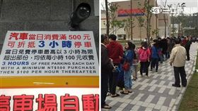 不少賣場都會提供「免費停車」,讓前來購物的民眾使用。不過有一名網友表示,他和家人到北投好市多(Costco)吃飯,沒想到要離開才發現一小時100元,讓他好奇問:「台灣其他分店有這樣嗎?」貼文曝光後掀起網友熱議,紛紛表示:「支持收費!沒收費可能你連進去吃飯的機會都沒有」。(圖/翻攝自臉書、資料照)
