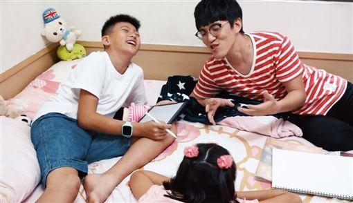 ▲九成小孩想參與規劃行程(圖/Hotels.com提供)