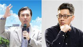 陳學聖,王浩宇(圖/翻攝臉書)