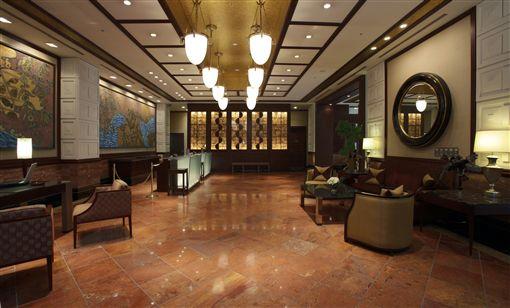 ▲水戶PLAZA飯店是茨城縣著名的名門飯店,和洋交融的設計風格優雅尊貴。(圖/妮好傳媒提供)