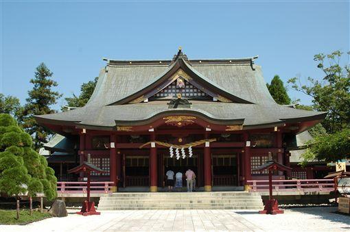 ▲笠間稻荷神社是茨城縣著名景點。(圖/妮好傳媒提供)