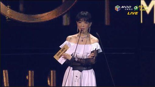 金曲獎、陳珊妮(圖/翻攝自hamivideo)