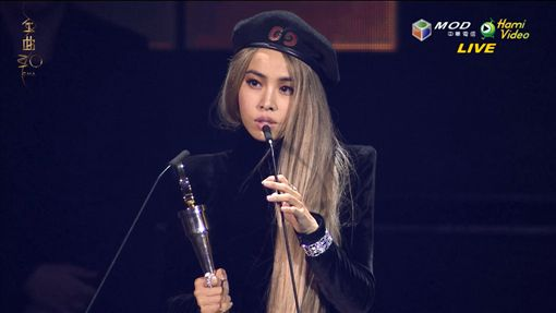金曲獎、蔡依林(圖/翻攝自hamivideo)