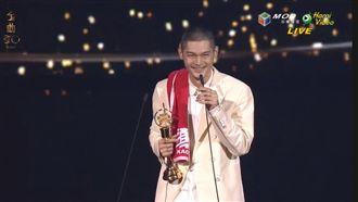 蔡英文恭喜Leo王 台灣挺創作自由