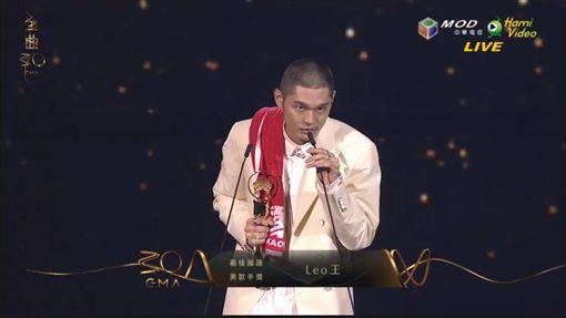 Leo王 (圖/翻攝自Hami Video)