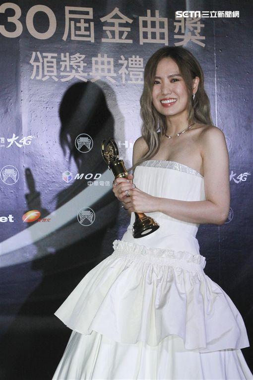 孫盛希金曲30 圖/記者邱榮吉、林士傑攝影