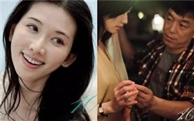 《101次求婚》林志玲、黃渤。微博