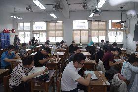 大學指考登場(3)