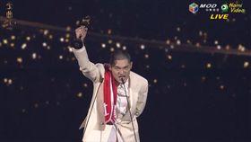 金曲獎最佳國語男歌手Leo王(圖/翻攝自Hami Video)