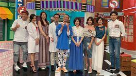 于美人節目《請問你是哪裡人》邀請狄志杰、貝童彤、芳瑜、倪雅倫、BEN(圖/衛視提供)