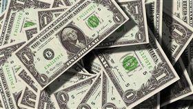 美元,錢,鈔票(示意圖/翻攝自pixabay)