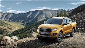 ▲Ford Ranger Wildtrak型可享舊換新現金價136.8萬元。(圖/Ford提供)