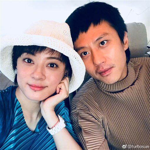 鄧超、孫儷(圖/微博)