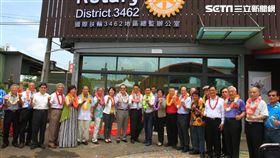 國際扶輪社D3462區於彰化舉辦總監交接暨辦公室開幕典