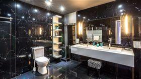 飯店,浴室。(圖/Pixabay)