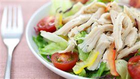 (16:9)(圖/PhotoAC)雞肉,沙拉