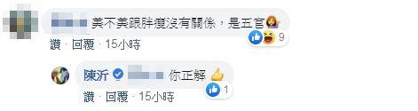 陳沂 談失婚婦女 (圖/臉書)