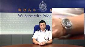 反送中/設局?港警譴責「暴徒」清場 影片早就錄好5小時 圖/翻攝自Fucking Hong Kong Police YouTube https://www.youtube.com/watch?v=NYl2_Ouge8M