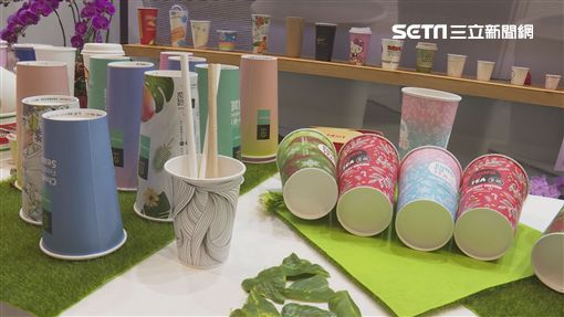 紙杯,文賀實業公司董事長李新傑,環保