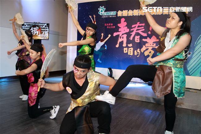 公視台語台推出新聞節目「青春!咱的夢」。(記者邱榮吉/攝影)