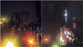 深夜暴雨強襲高雄!燕巢、岡山大停電 緊急搶修中 高閔琳・高雄市議員臉書