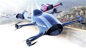▲Airspeeder MK4飛行器。(圖/翻攝網站)
