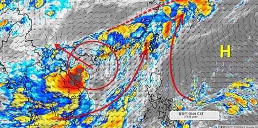 颱風,木恩,木恩颱風,吳聖宇,季風,低壓